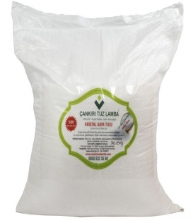 25 Kg Çankırı Toptan Tuz