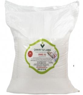 25 Kg Granül Kristal Tuz