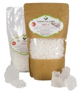 Granül Çankırı Kristal Kaya Tuzu 4 Kg