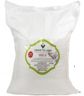 Toptan ÇUVAL Sofrada Öğütme Granül Tuz 15 Kg