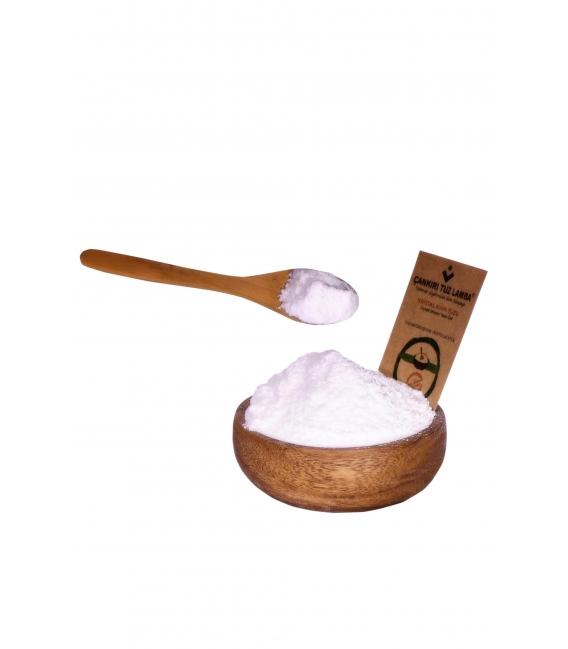 Taş Değirmende Öğütülmüş Toz Çankırı Tuzu 500 Gr